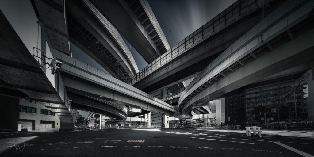 The Gates of Serpentine-阿波座ジャンクション/大阪-