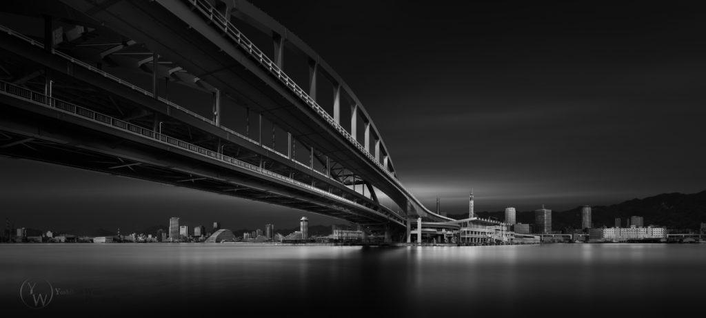 Koube-bridge, Hyogo/神戸大橋-兵庫-