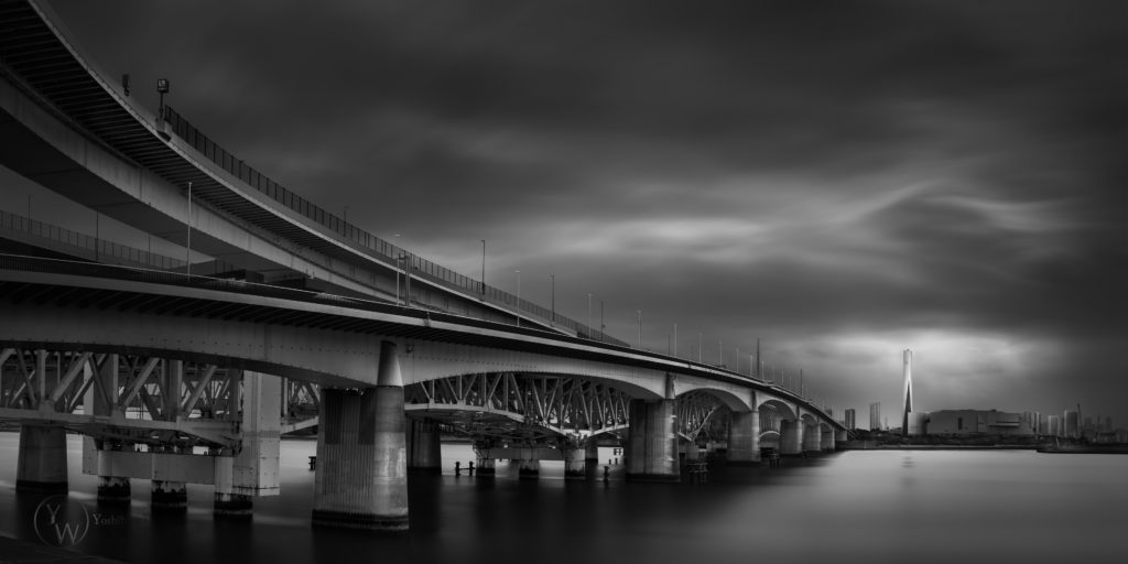 東京-千葉 -荒川湾岸橋-