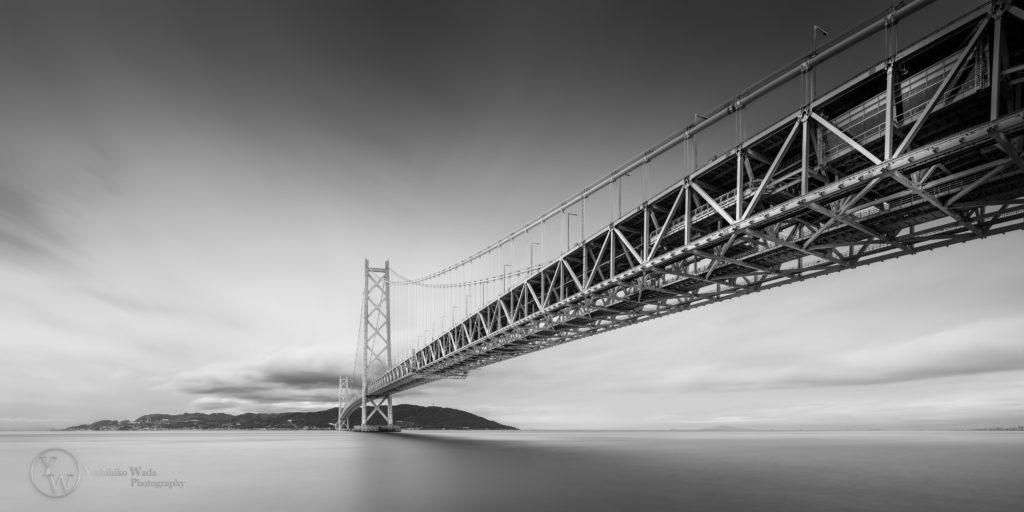 神戸-明石海峡大橋-