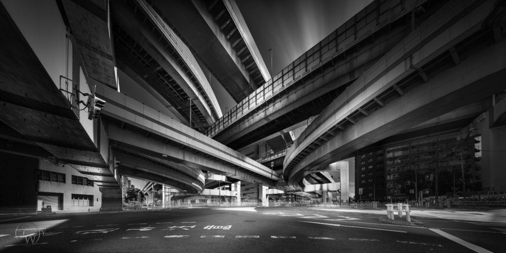 The Urban Legacy 3 Awaza Junction: 阿波座ジャンクション/大阪
